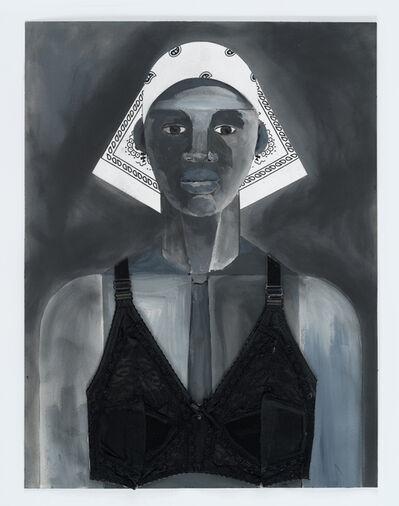 Derrick Adams, 'Four Women 1, Aunt Sarah', 2015