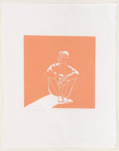 Alex Katz, 'Jonas', 1993