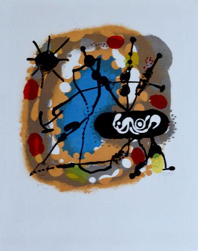 Joan Miró, 'Atmosphere Miró   Atmosfera Miró', 1959
