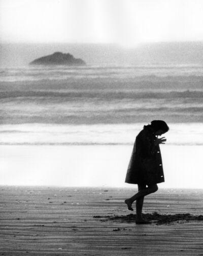 Sam Haskins, 'November Girl, On Beach', 1966
