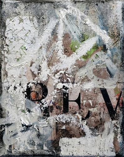 Zavier Ellis, 'Revolt Repeat VII (White)', 2020
