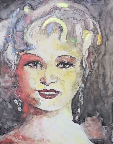 """Patty Rooney, '""""There are no good girls gone wrong--just bad girls found out."""" -- Mae West', 2017"""