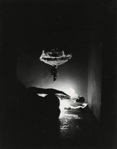 Chris Burden, 'Dreamy Nights', 1974