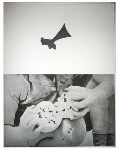John Baldessari, 'Hegel's Cellar Portfolio 4', 1986