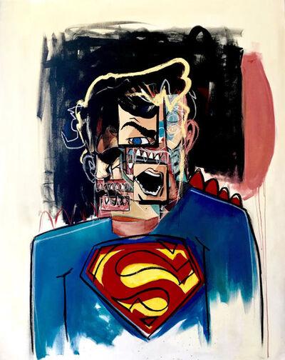 Malik Roberts, 'Superman', 2017