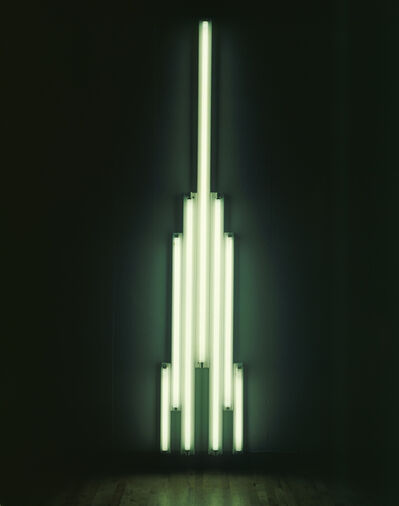 Dan Flavin, ''Monument' for V. Tatlin', 1966-1909