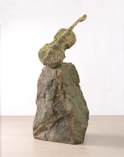 Bill Woodrow, 'Celloswarm 536', 2002