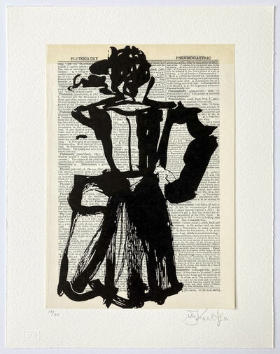 William Kentridge, 'Universal Archive (Ref. 13)', 2012