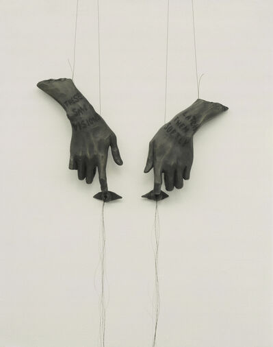 Lesley Dill, 'Dreamer', 1998