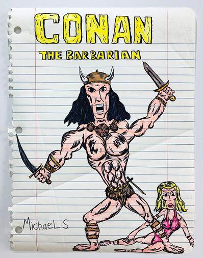 Michael Scoggins, 'Conan The Barbarian ', 2008