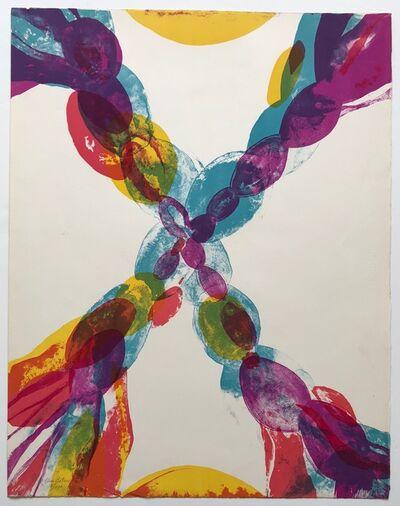 Alice Baber, 'Untitled', 1970