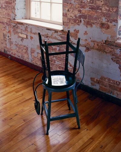 Mona Hatoum, 'Sprague Chairs (DOWN TOOLS)', 2001