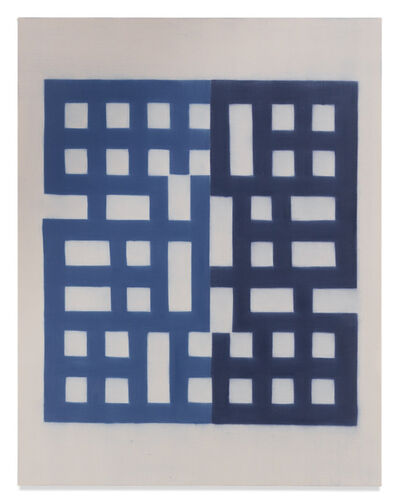 Suzanne Caporael, '756 (upside down and backward)', 2020