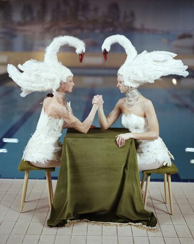 Uldus Bakhtiozina, 'Everyone wants to be a swan', 2019