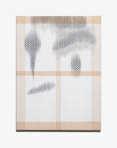 Seungean Cha, 'complex twill-g1', 2017