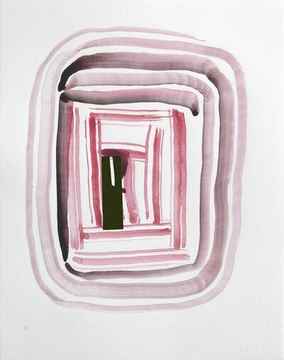Vicky Uslé, 'Ventana rota 1', 2017