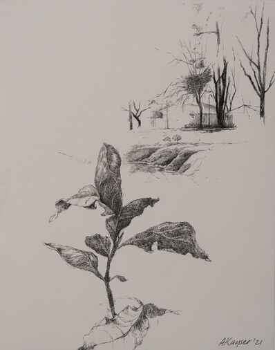 Andrew Kayser, 'Sketch 10', 2021