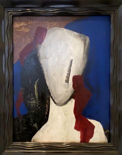 Jean Crotti, 'Figures Abstraits ', ca. 1946