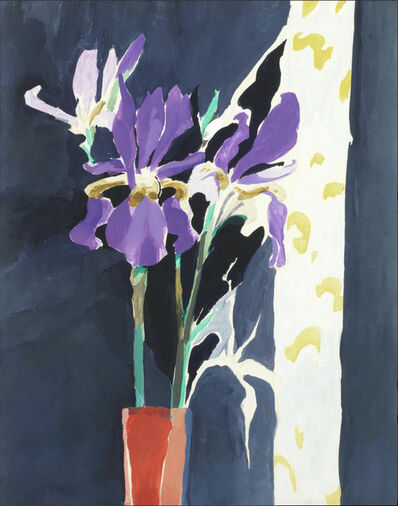 Donald Hamilton Fraser, 'Irises', 1975