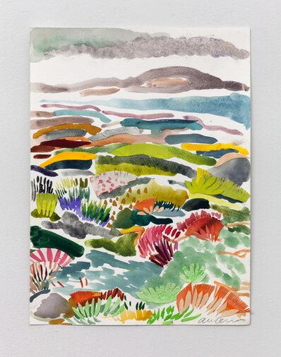 Alexandra Karamallis, 'Fynbos Landscape II', 2017