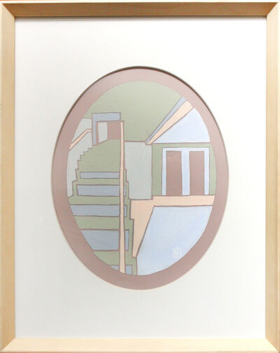 Julia Deckman, 'Stair Study 1', 2020