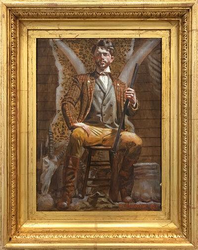Mark Beard, '[Hippolyte-Alexandre Michallon (1849-1930)] Anglais et ses Trophees', n.d.