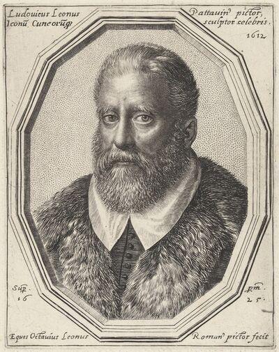 Ottavio Leoni, 'Ludovico Leoni', 1625