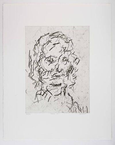 Frank Auerbach, 'Jake', 2006