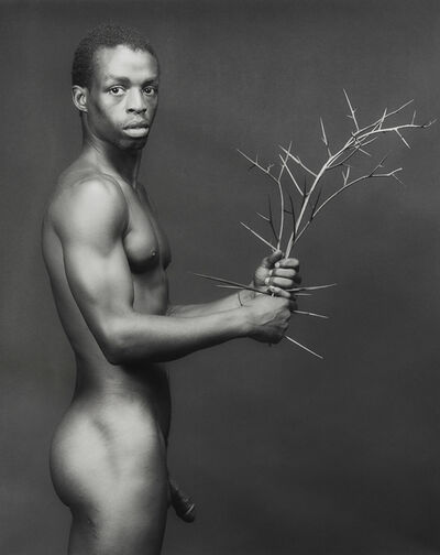 Robert Mapplethorpe, 'Dennis Speight', 1983