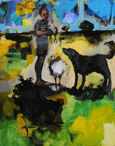 Ellen Langford, 'Holding Close', 2017