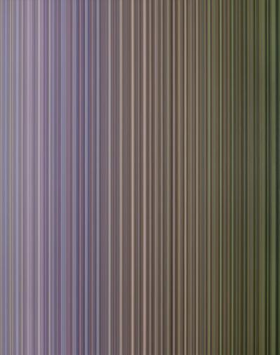 Yagiz Özgen, 'Water Lilird (280 Stripes)', 2016