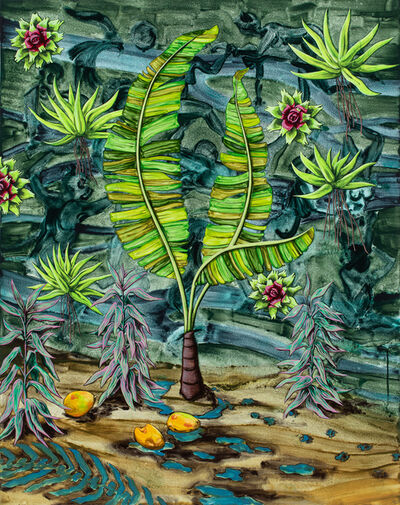 Ryan Pierce, 'Jungle Waypoint', 2019