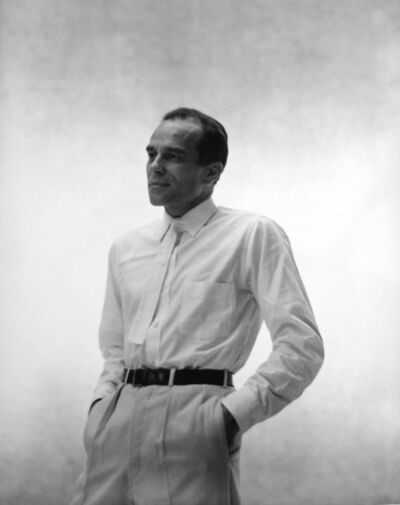 George Platt Lynes, 'Monroe Wheeler', 1937