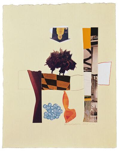 Robert Rauschenberg, 'Horsefeathers Thirteen-XIII', 1976