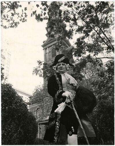 Bill Cunningham, 'St. Paul's Chapel, New York City', ca. 1968-1976