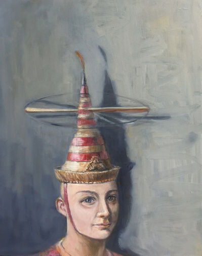 Deborah Davidson, 'Propeller Head', 2015