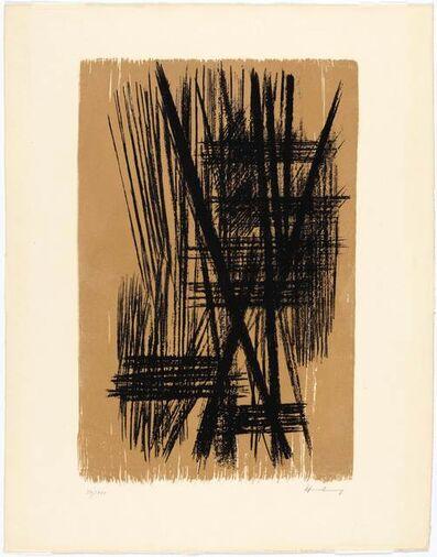Hans Hartung, 'L27', 1957