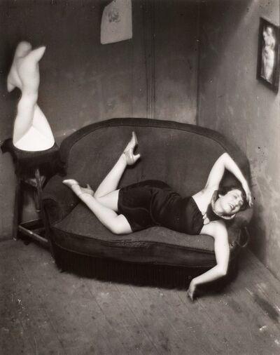 André Kertész, 'Satiric Dancer, Paris'