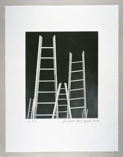 Louise Bourgeois, 'The Ladders', 2006
