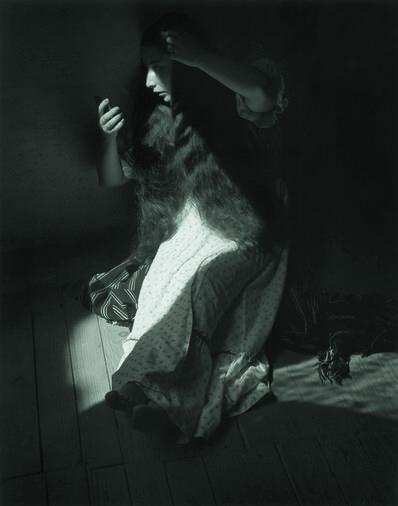 Manuel Álvarez Bravo, 'Retrato de lo Eterno', 1935-printed later