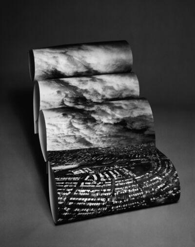 Taiyo Onorato & Nico Krebs, 'Papierlandschaft 1', 2011
