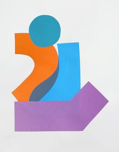 Chad Kouri, 'Blue Moon Doo Wop', 2014