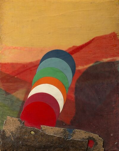 Roberto Crippa, 'Untitled', 70's