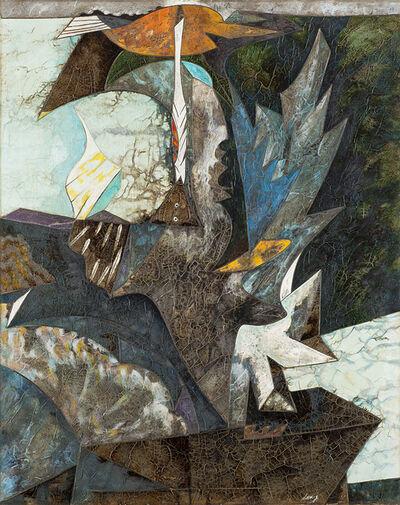 Gianni Dova, 'Untitled', 1971