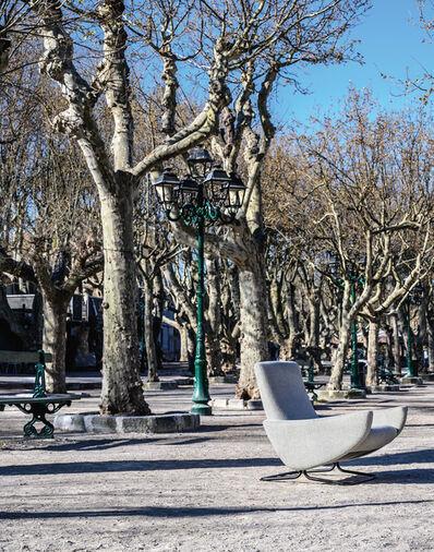 Pierre Guariche, 'Rare lounge chair', 1959