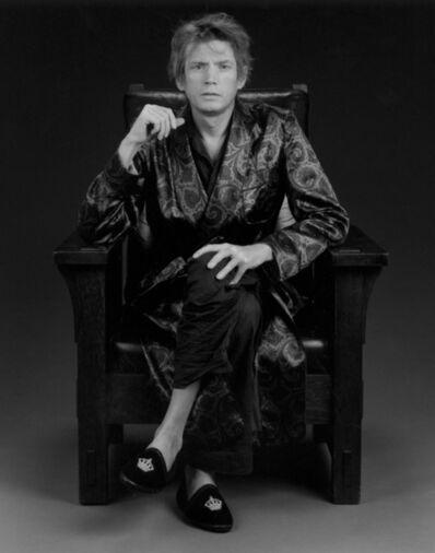 Robert Mapplethorpe, 'Self Portrait', 1988
