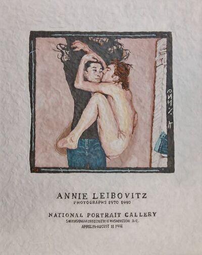 Ichiro Irie, 'Imposter: Annie Leibovitz at National Portrait Gallery', 2018