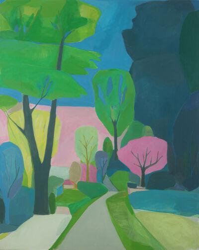 Karen Smidth, 'Brilliant Park', 2021