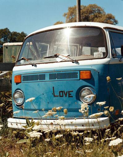 Michael Dweck, 'Love Bug, Abandoned on Montauk Highway, Montauk, NY ', 2002