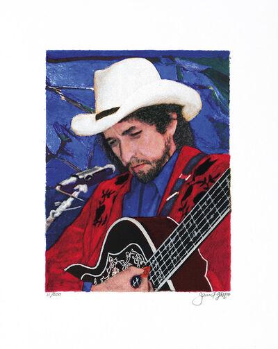 James Gill, 'Bob Dylan', 2018